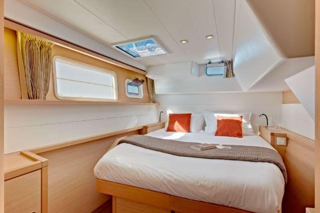 CheckSailing Premium Plus Yacht - Zimmer