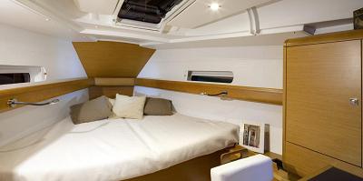CheckSailing Economy Yacht - Kabine
