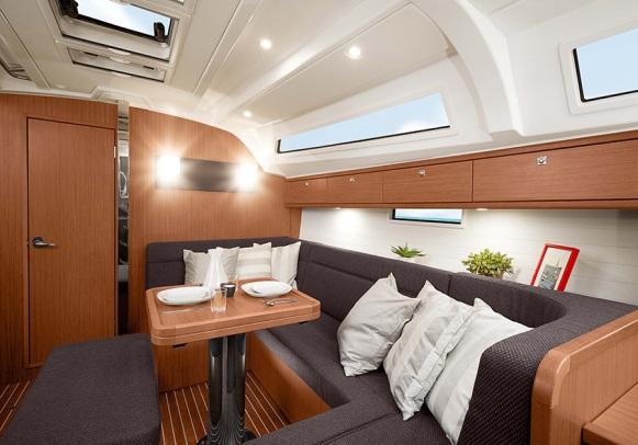 CheckSailing Economy Yacht - Wohnzimmer